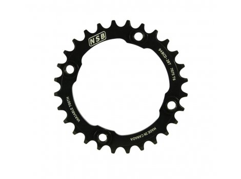 Plateau North Shore Billet Sram mono vitesse 94 BCD