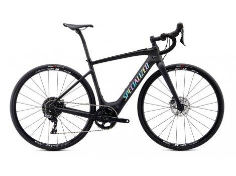 Vélo course électrique Specialized Turbo Creo SL Comp Noir - 2020