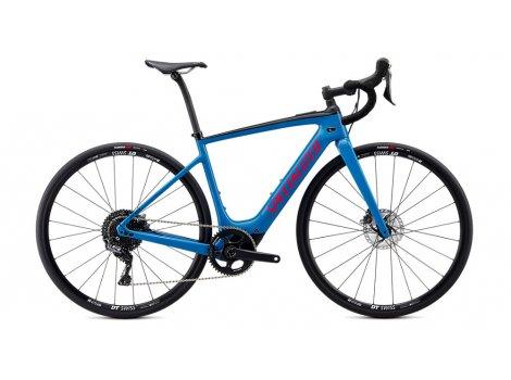 Vélo course électrique Specialized Turbo Creo SL Comp Bleu - 2020