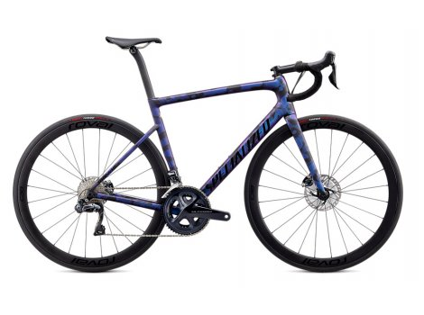 Vélo route Specialized Tarmac Disc Expert Satin Black - 2020