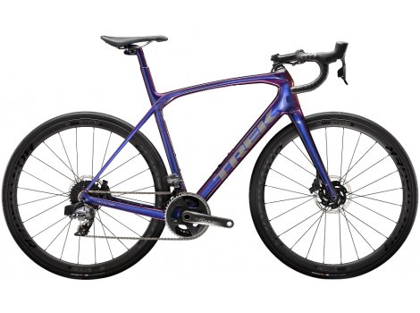 Vélo route Trek Domane SLR 7 eTap Purple - 2020