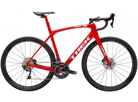 Vélo route Trek Domane SLR 6 Rouge Blanc - 2020