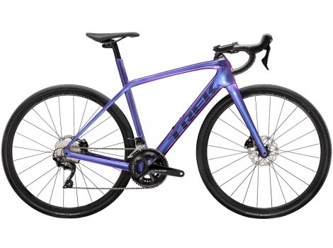 Vélo route Trek Domane SL 5 Purple Flip - 2020
