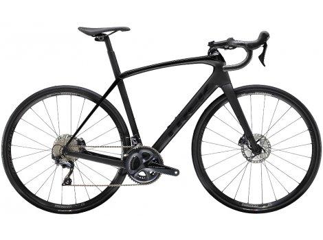 Vélo route Trek Domane SL 6 Noir mat - 2020