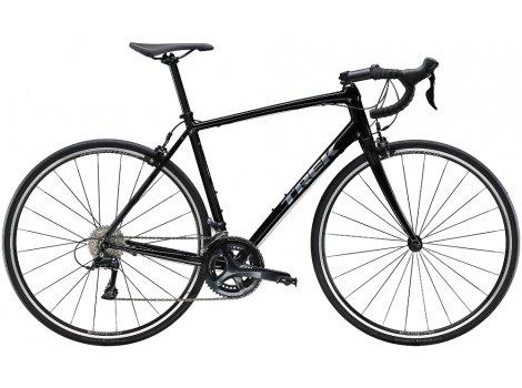 Vélo route Trek Domane AL 3  Noir  - 2020
