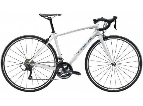 Vélo route femme Trek Domane AL 3 WSD Blanc Crystal  - 2020