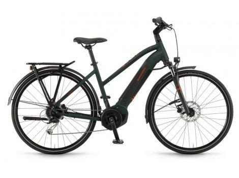Vélo électrique Winora Yucatan i9 500 Wh Trapez - 2020