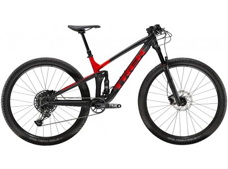 VTT Trek Top Fuel 8 Noir Rouge  - 2020