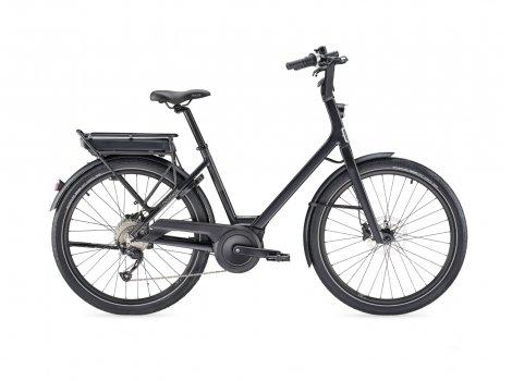Vélo électrique ville Moustache Lundi 26.1 Black 400Wh - 2020