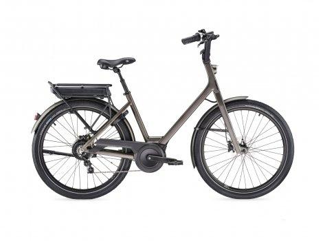 Vélo électrique ville Moustache Lundi 26.2 Gun Metal 400Wh - 2020