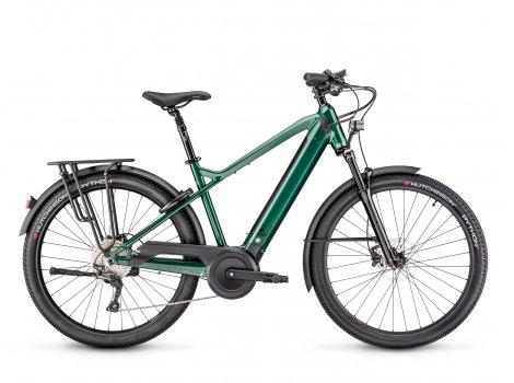 Vélo électrique Moustache SAMEDI 27 XROAD 5 M 625 Wh - 2020
