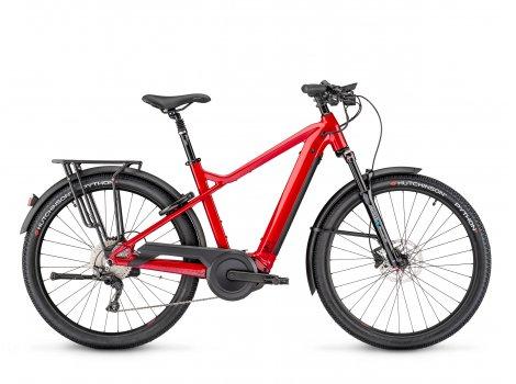 Vélo électrique Moustache SAMEDI 27 XROAD 7 M 625 Wh - 2020