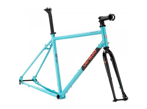 Kit cadre Genesis Bike Croix de Fer Reynolds 853 - 2020