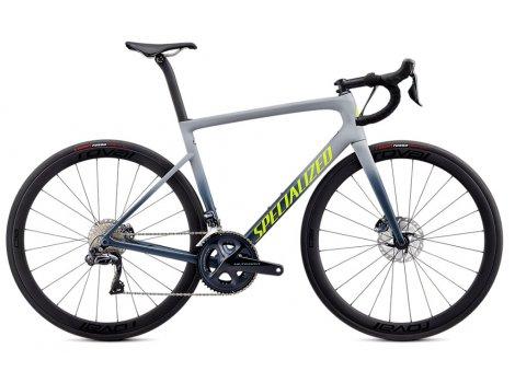 Vélo route Specialized Tarmac Disc Expert Gris - 2020