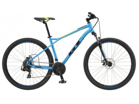VTT GT Agressor Sport Bleu - 2020
