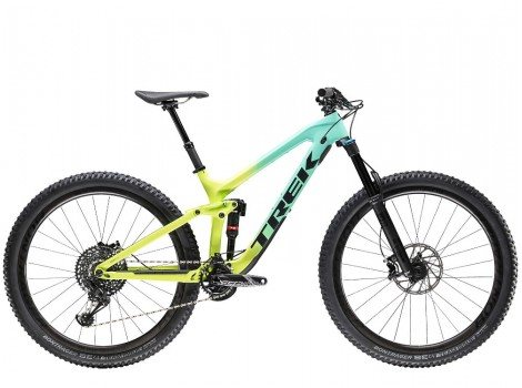 VTT Enduro Trek Slash 9.8 Miami Volt - 19