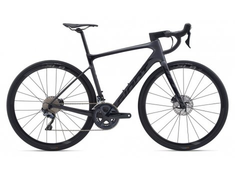 Vélo route Giant Defy Adavanced Pro 2 Gris - 2020