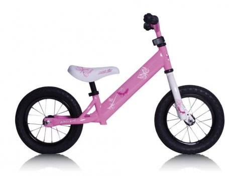 Draisienne Rebel Kidz Steel Air 12,5 - Rose