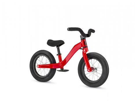 Draisienne Moustache Bikes Mercredi12 - Rouge Orange