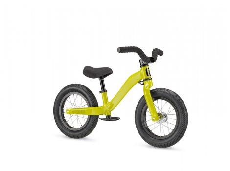 Draisienne Moustache Bikes Mercredi12 - Jaune vert acide