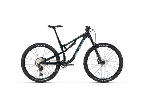 VTT Rocky mountain Instinct Carbon 70 Noir-Bleu - 2020