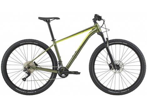 VTT Cannondale Trail 3 27.5 Jaune - 2020