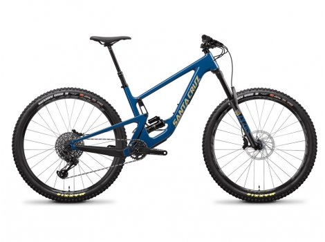 VTT Santa Cruz Hightower S Carbone C 29 Bleu - 2020