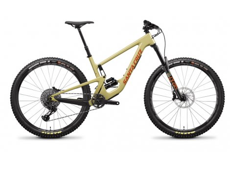 VTT Santa Cruz Hightower S Carbone C 29 Beige - 2020