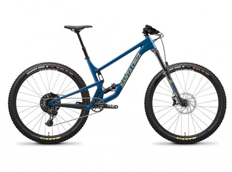 VTT Santa Cruz Hightower 2 AL R 29 Bleu - 2020