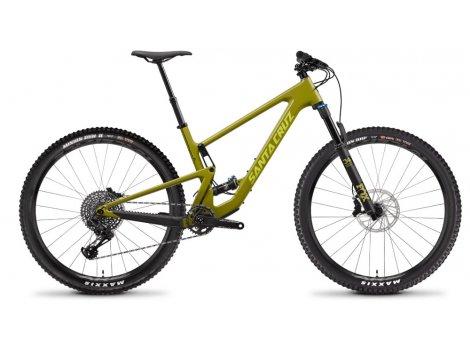 VTT Santa Cruz Tallboy 4 S Carbone C Jaune - 2020