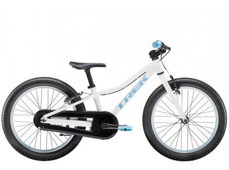 Vélo enfant Trek Precaliber 20 Blanc rigide - 2020