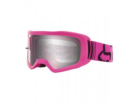 Masque vélo Fox Main Race Goggle Pink Rose - 2020
