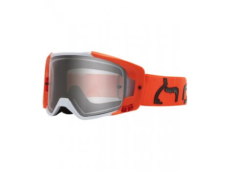 Masque vélo Fox Vue Dusc Goggle Flo Orange - 2020