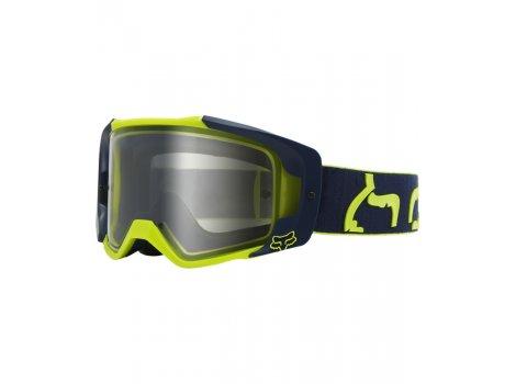 Masque vélo Fox Vue Dusc Goggle Navy Bleu - 2020