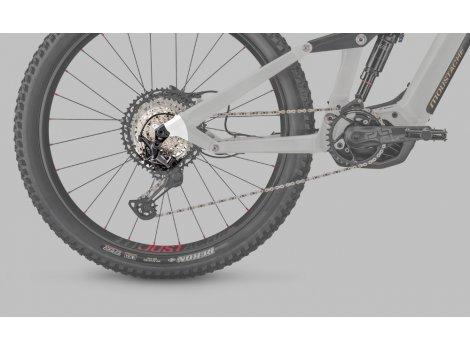 Patte de dérailleur vélo Moustache Axe 12 mm - RD-HK004